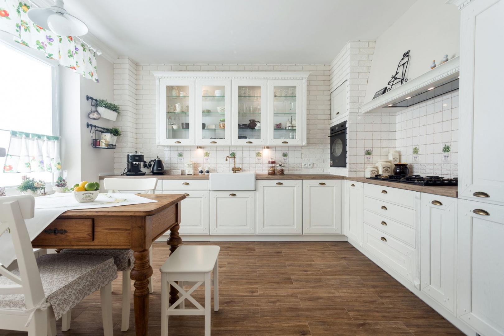 Meble kuchenne Provence/A&K Kuchnie