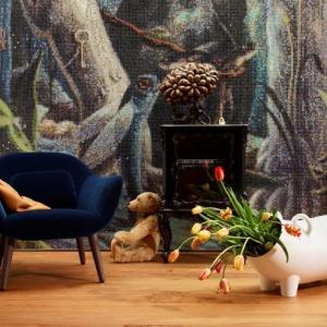 Nowy projekt genialnego holenderskiego designera Marcela Wandersa.