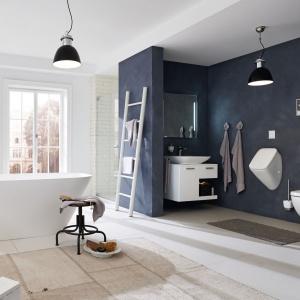 Aranżacja łazienki z serią Vigour white/Vigour GmbH