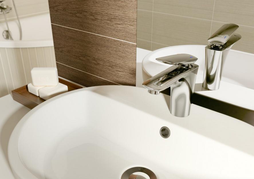 Baterie łazienkowe Cersanit z serii Mayo Design/Rovese