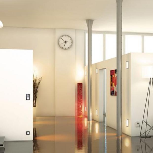 Oświetlenie w domu: włączniki inspirowane klasyką