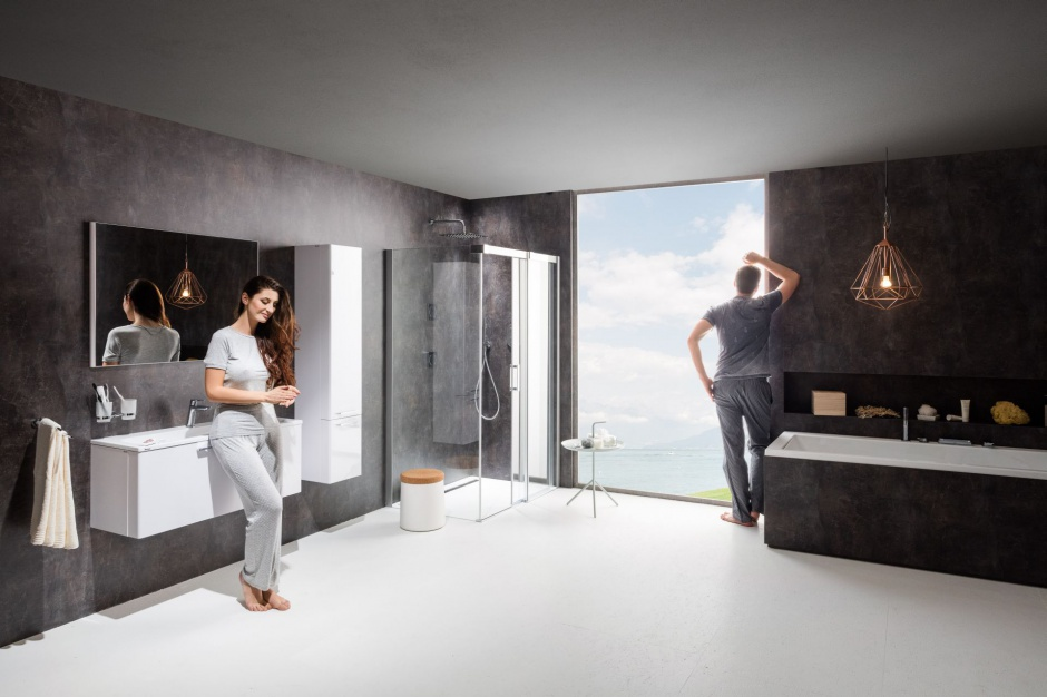 Kabiny prysznicowe Matrix/Ravak Polska