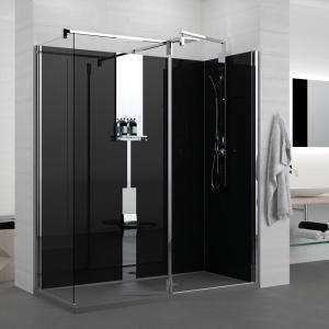 Koncept do małej łazienki Revolution/Novellini