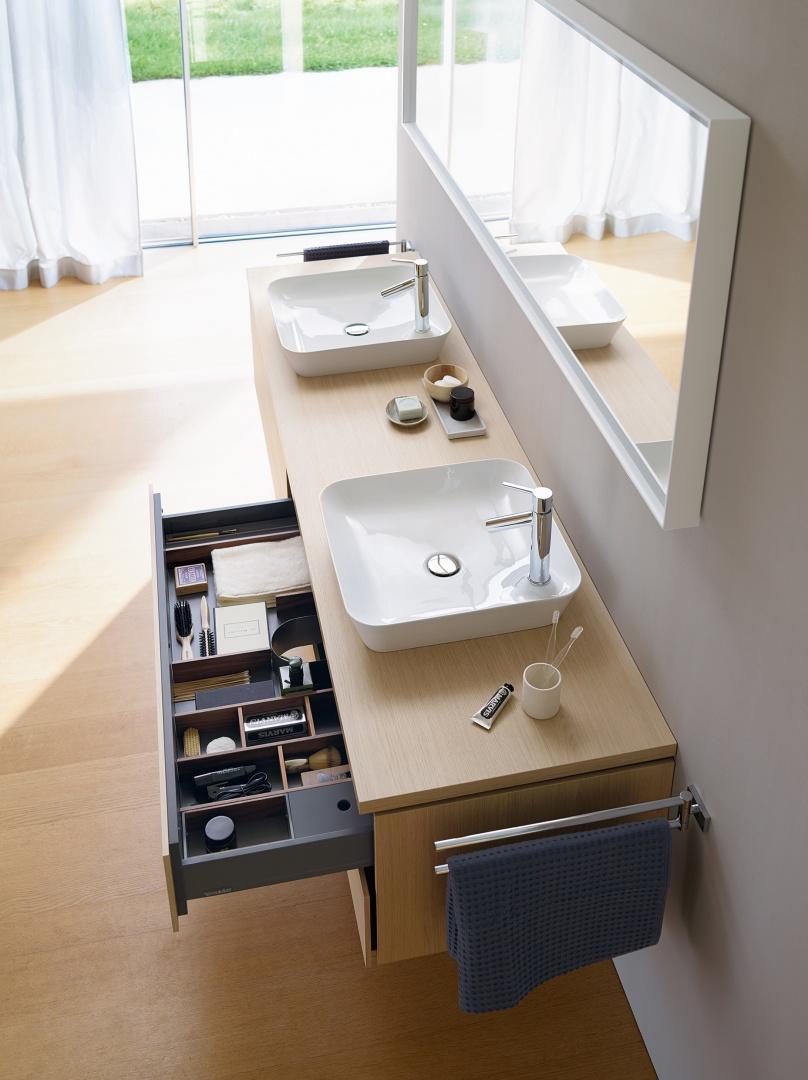 Meble łazienkowe L-Cube/Duravit