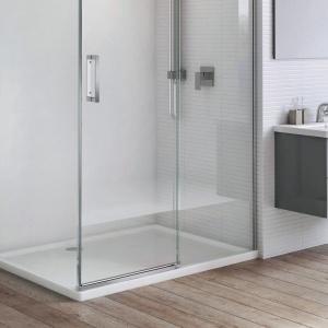 Strefa prysznica - sprawdź jak dobrze dobrać  brodzik