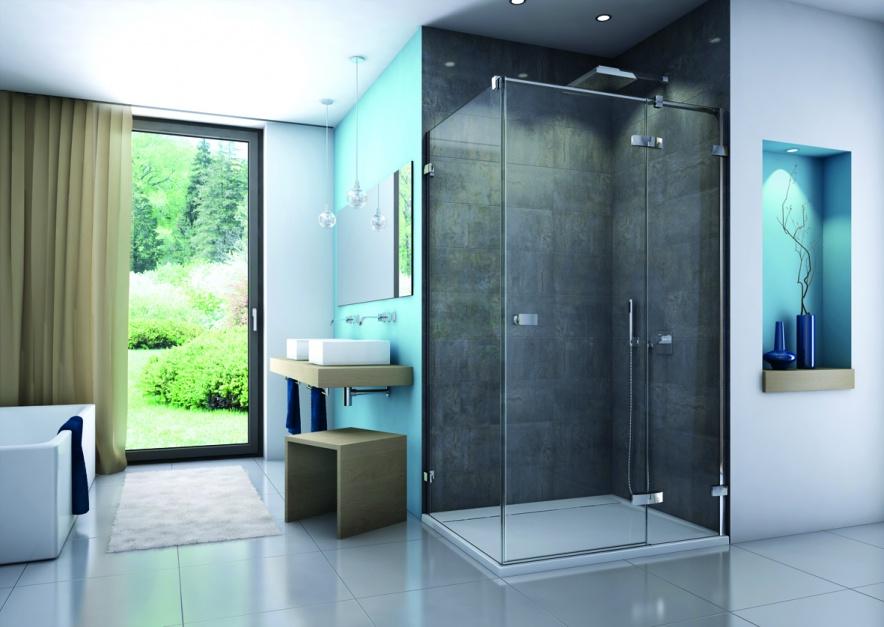 Seria kabin prysznicowych Escura/SanSwiss