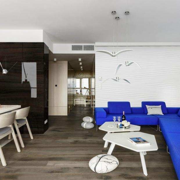 Piękny apartament z widokiem na morze