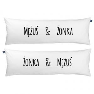 One Pillow Mężuś Żonka. Fot. Mr&Mrs Sleep