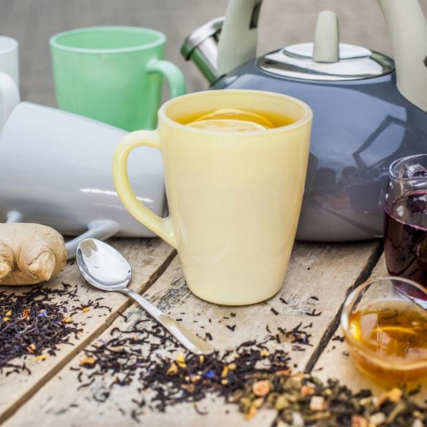 Jesienne pomysły do domu: podajemy herbatę