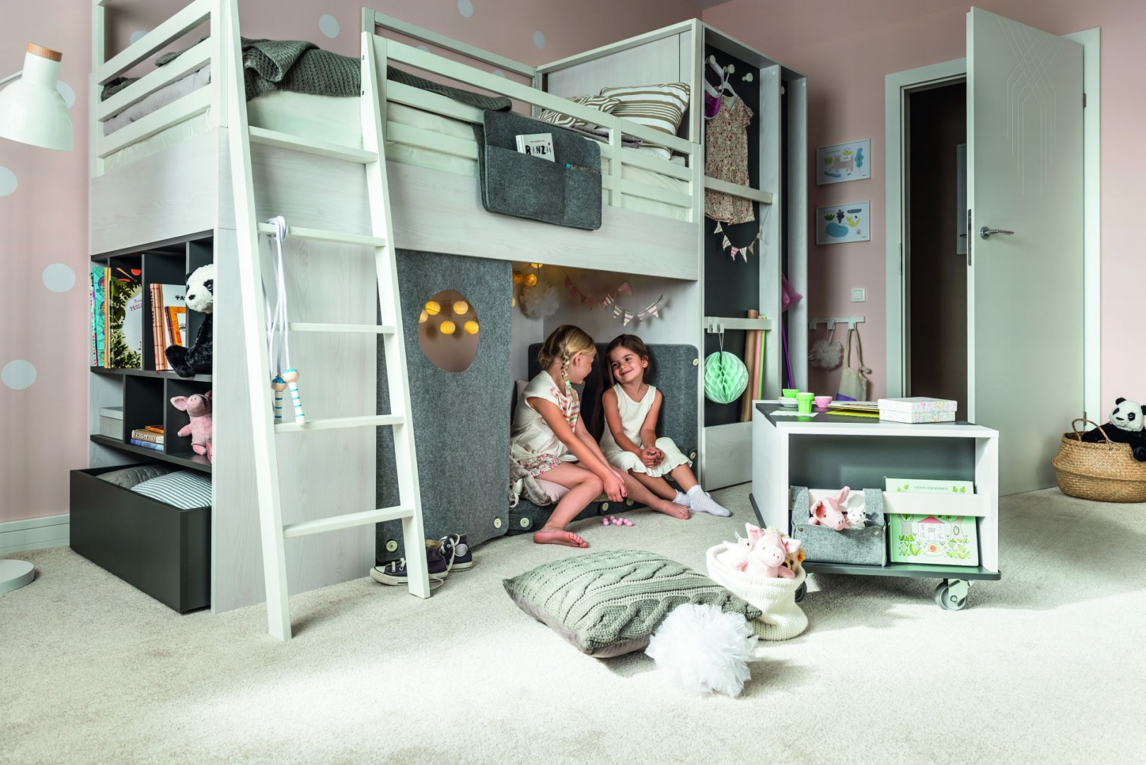 Multiłóżko Nest/VOX