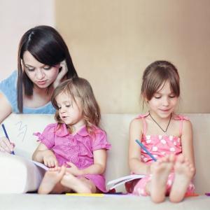 Sofa dla rodziny z dziećmi. Fot. Fargotex