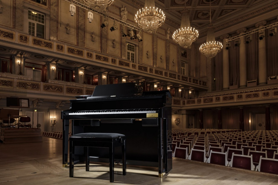 Pianino Celviano Grand Hybrid Casio GP-500/Casio