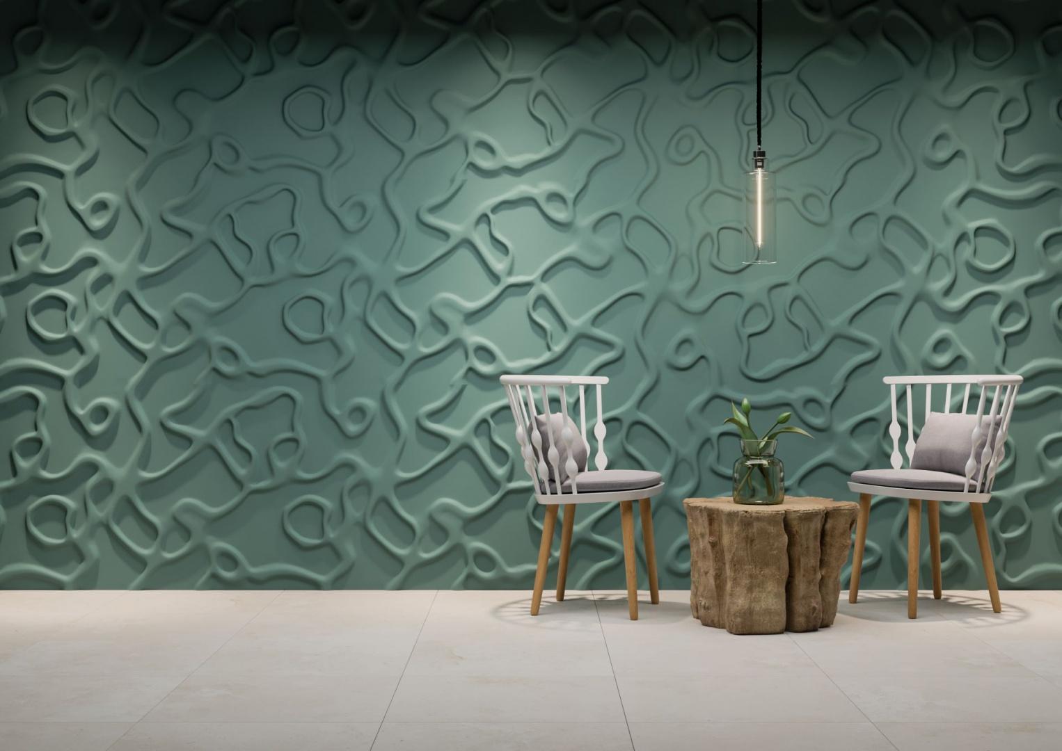 Panel Dekoracyjny 3D Vines/Dunes