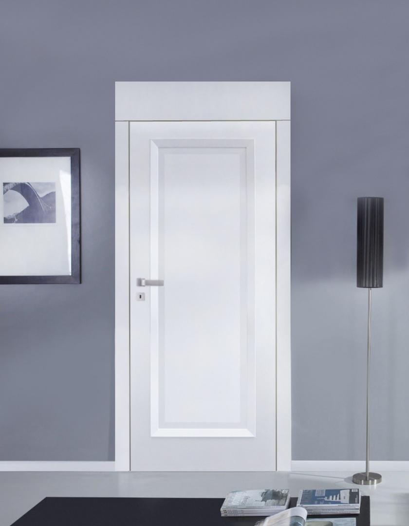 Wewnątrzlokalowe drzwi Vertigo z ościeżnicą Vertigo/Pol-Skone