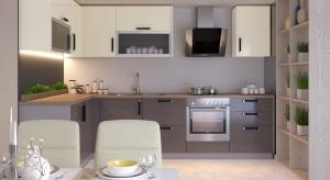 Kuchnia to przestrzeń, która powinna być urządzona przytulnie i funkcjonalnie. Dzięki nowoczesnym systemom mebli modułowych wystarczy 7 dni od aranżacji do realizacji.