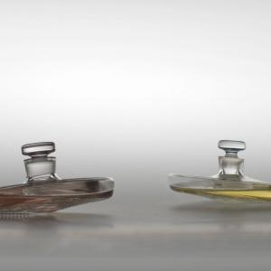 Projekt butelki perfum - Grand Prix w konkursie Mazda Design Contest. Fot. archiwum Jana Kochańskiego.