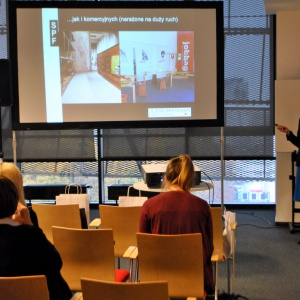 Agnieszka Polkowska z firmy Studio Prostych Form opowiedziała o właściwościach nowego materiału wykończeniowego w ofercie firmy - EcoMalta.