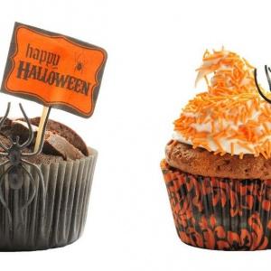 Ciasta, muffiny i cukierki nie muszą gościć tylko na stole. Dzięki pomysłowym NAKLEJKOM możesz udekorować nimi cały dom. Fot. Pixers
