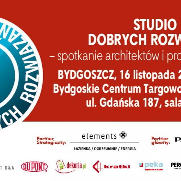 16 listopada zapraszamy projektantów na warsztaty w Bydgoszczy!