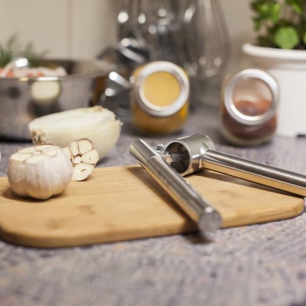 Kuchenny niezbędnik – nierdzewne kompozycje