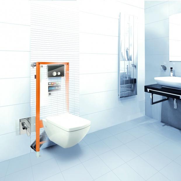 Muszla wc z funkcją bidetu JOMOTech Hygienic/Werit Polska