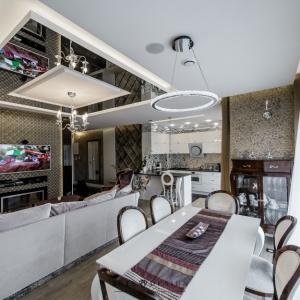 Elegancki apartament w Gdyni. Gotowy projekt wnętrza