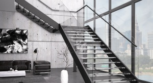 Aranżując schody w ultranowoczesnym, piętrowym domu czy lofcie z antresolą, warto postawić na konstrukcje wykonane z metalu.