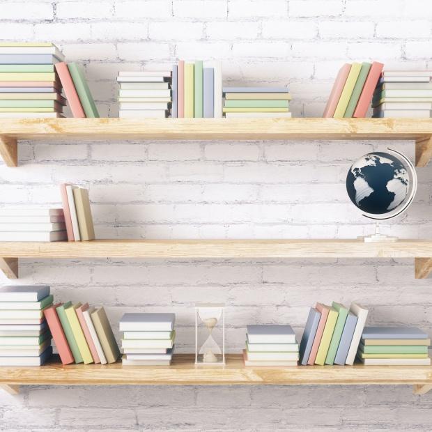 Półka na książki. Zrób ją sam