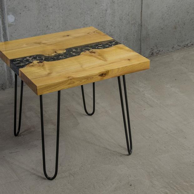 Stolik kawowy - idealna ozdoba salonu