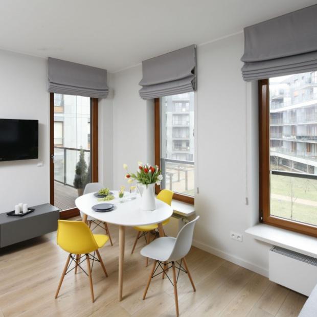 Gotowy projekt małej kuchni w stylu loft