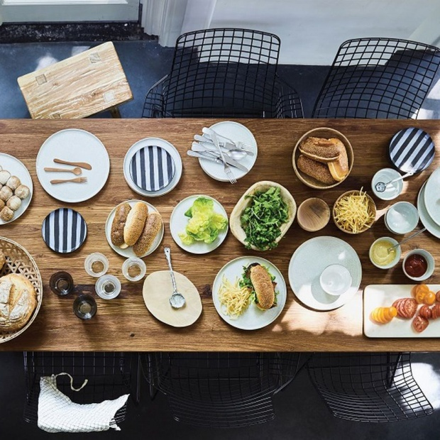 Zastawa stołowa - nowoczesna aranżacja na święta