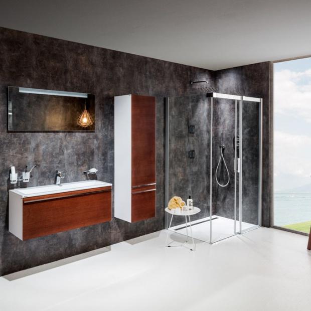 Modna łazienka - urządzamy strefę prysznica