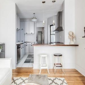 Designerskie mieszkanie w Nowym Jorku