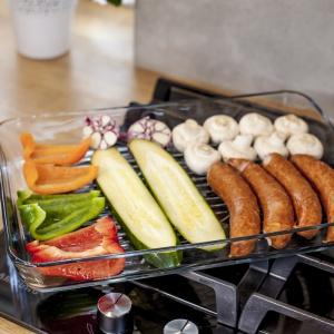 Smacznie, zdrowo i estetycznie – serwuj w naczyniach żaroodpornych