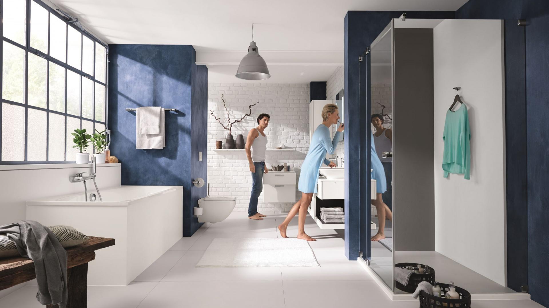 W serii ceramiki łazienkowej Vigour White umywalki, miski WC, bidety i pisuar reprezentujące tę samą linie stylistyczną, także miski wc w wersji bezkołnierzowej ułatwiające utrzymanie w czystości. Ok. 1.760 zł (miska bezkołnierzowa). Fot. Vigour / Elements
