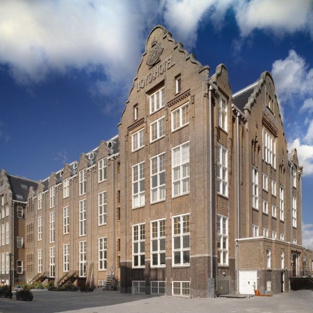 Zobacz niezwykły projekt hotelu w holenderskim więzieniu