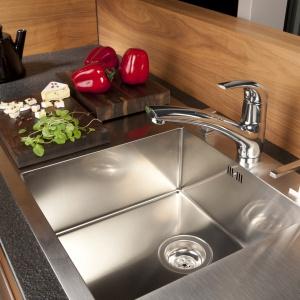 Armatura do kuchni i łazienki - zobacz piękną kolekcję