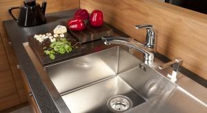 Dobrze zaprojektowana, wykonana z trwałych materiałów i funkcjonalna to cechy armatury, która idealnie wkomponowana w łazienkowe i kuchenne wnętrze posłuży nam przez lata.
