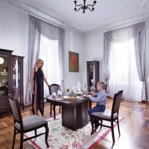 Meble do jadalni - propozycja w stylu klasycznym