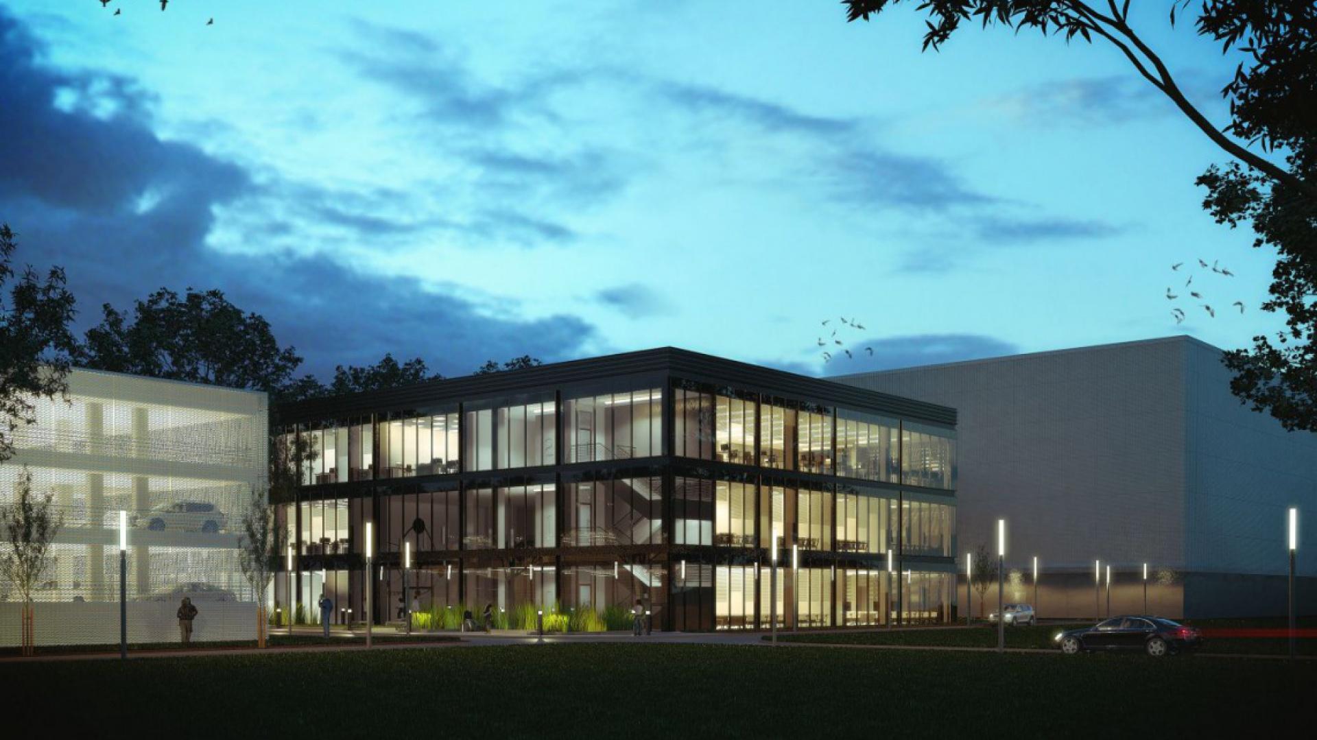 CEZAMAT. Projekt architektoniczny powstał na deskach pracowni Dedeco fot. Dedeco