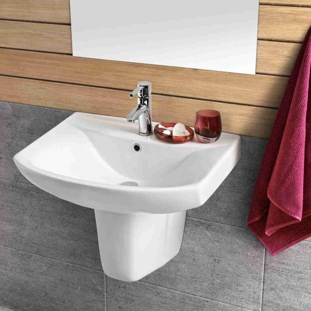 Czysta łazienka - jak usunąć kamienne osady