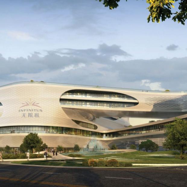 Zaha Hadid Architects autorem fenomenalnego projektu w Chinach