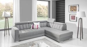 Sofa, którą ustawimy w salonie musi wygodna i funkcjonalna. Musi także pięknie się prezentować.