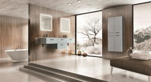 Współczesna łazienka pełni dodatkowe funkcje: jest przestrzenią relaksu, a nawet domowym salonem SPA.