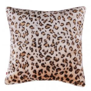 Poszewka na poduszkę PANTHERA doda drapieżnego charakteru aranżacji salonu; 45x45 cm. 49 zł. Fot. Home&You