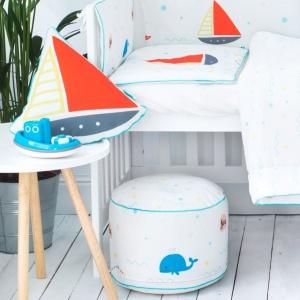 Kolekcja Morska Przygoda pasować będzie szczególnie do chłopięcego pokoju, ale nie tylko. Fot. Lamps & Company
