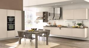 Okap musi być nie tylko funkcjonalny, ale i dekoracyjny. W nowoczesnych kuchniach sprawdzą się modele o geometrycznej formie.