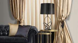 Nic tak nie zdobi wnętrz jak trafne połączenie kolorów. Elegancka czerń w parze z połyskującym złotem to ponadczasowe zestawienie, które doskonale sprawdza się w modzie, designie oraz aranżacji wnętrz.