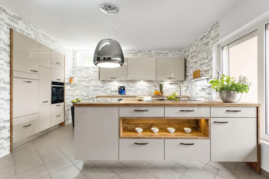 Nowoczesne mechanizmy w kuchni. Fot. Studio Starimex - Max Kuchnie