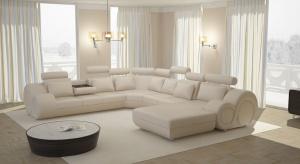 Głównym punktem salonu są meble wypoczynkowe – i tu stajemy przed dylematem: co wybrać – sofę czy narożnik?